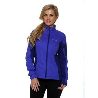 Marmot Women's Gemstone Midnight Purple Leadville Jacket