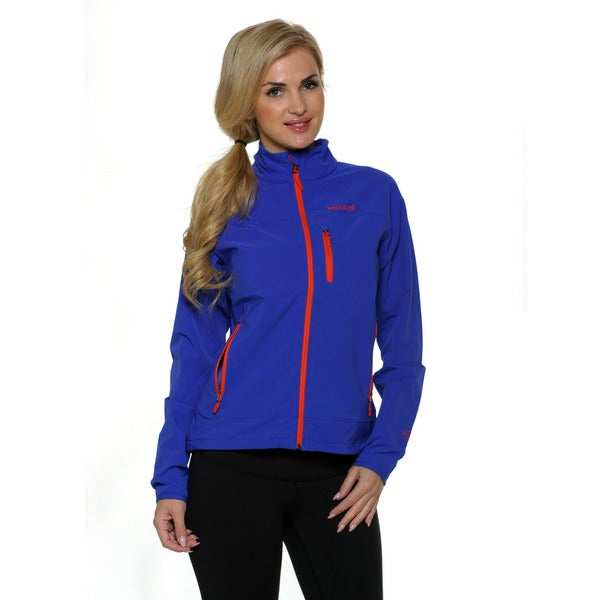 Marmot Women's Astral Blue Tempo Jacket