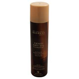 Bamboo Smooth Kendi Dry Oil Micromist Alterna 5-ounce Oil