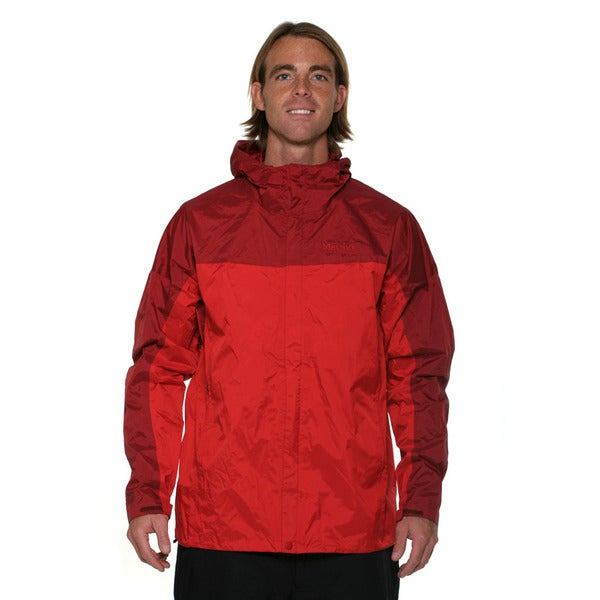 Marmot Men's Red Brick Precip Jacket