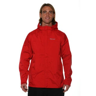 Marmot Men's Team Red Precip Jacket