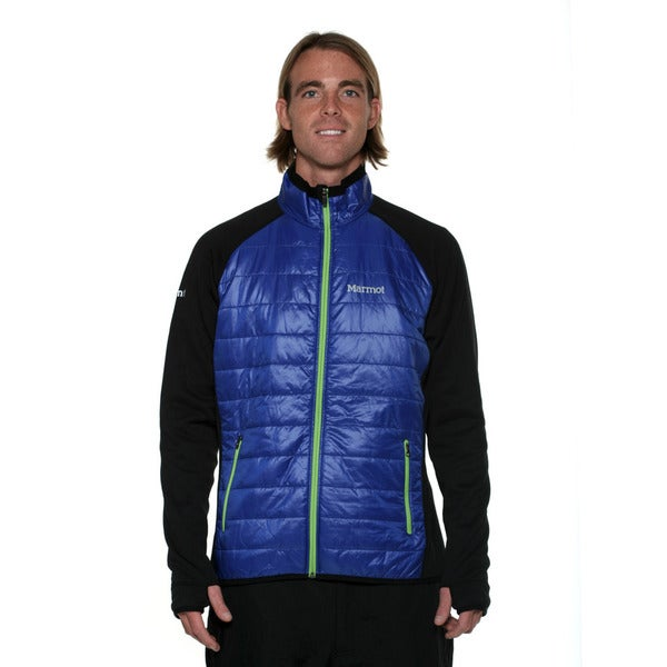 Marmot Men's Dark Azure Black Variant Jacket