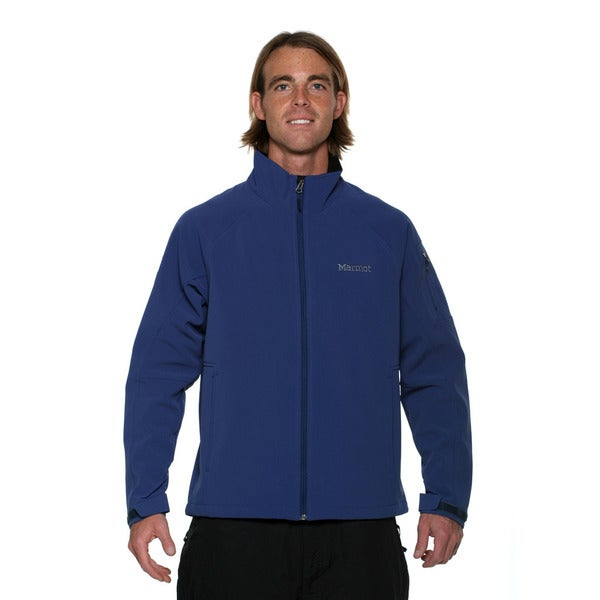Marmot Men's Stellar Blue Gravity Soft-Shell M1 Jacket