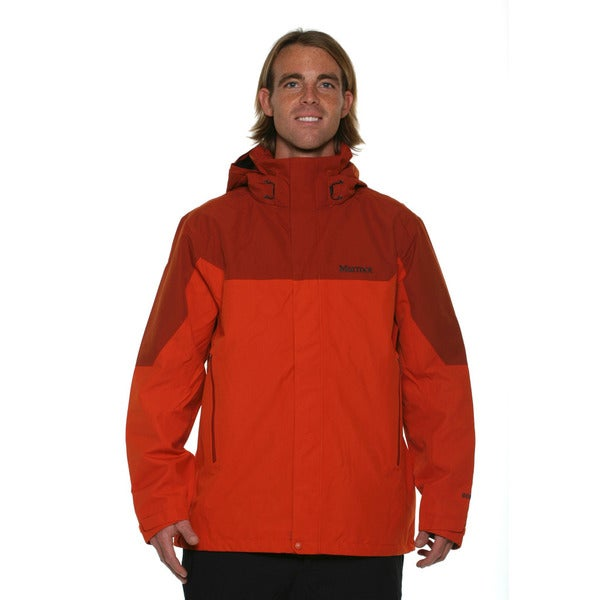 Marmot Men's Orange Haze Palisades Jacket