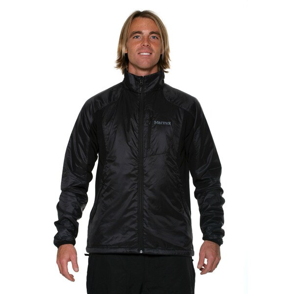 Marmot Men's Black Isotherm Jacket