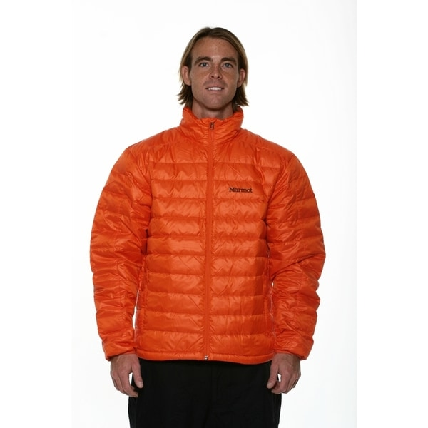 Marmot Men's Orange Zeus Jacket