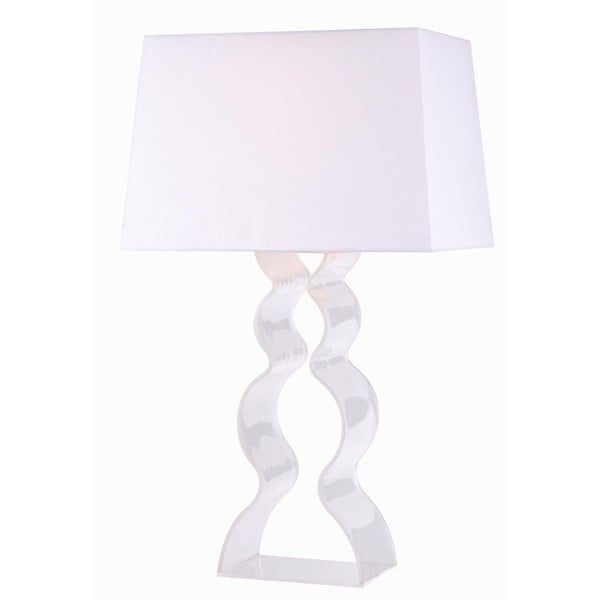 Beyond Acrylic Table Lamp