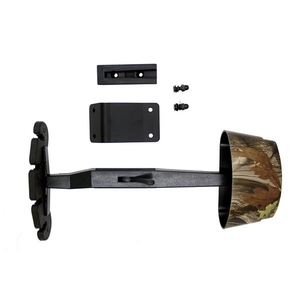 SAS 4-arrow Camouflage Crossbow Quiver with Bracket Mounting Kits Universal Fit