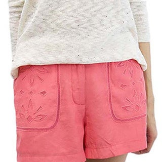 Coral Forever Faithful Shorts
