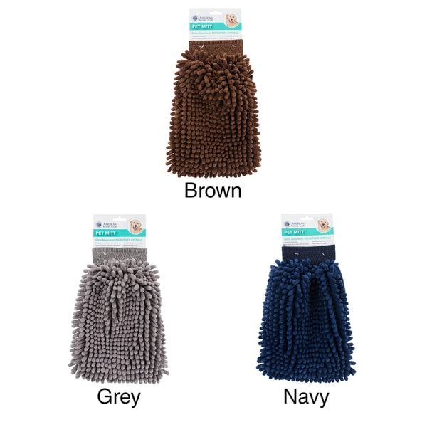 Bh Pet Gear Dri-Tail Mitt