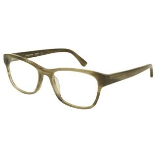 Michael Kors Mens MK829M Rectangular Reading Glasses