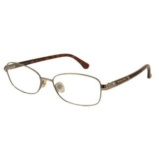 Michael Kors Womens MK360 Rectangular Reading Glasses