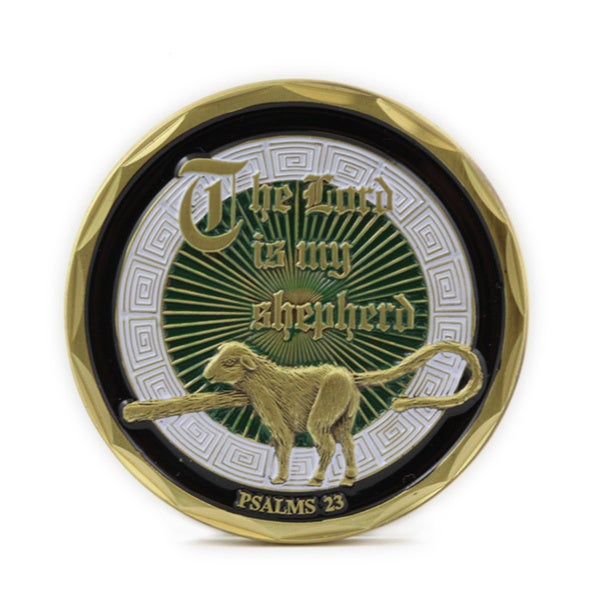 The Lord is My Shepherd Commemorative Coin