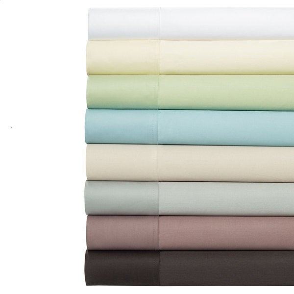 Egyptian Cotton 800 Thread Count Pillowcases (Set of 2)
