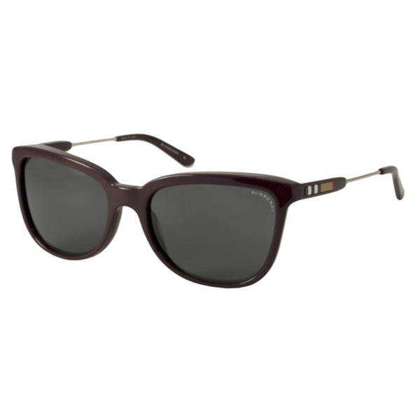 Burberry BE4152 Women's Rectangular Sunglasses