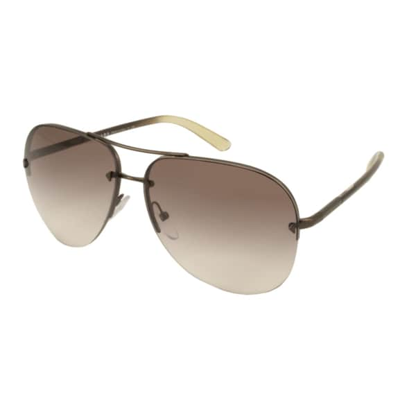 Prada PR53OS Women's Aviator Sunglasses