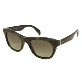 Prada PR04QSA Men's Rectangular Sunglasses