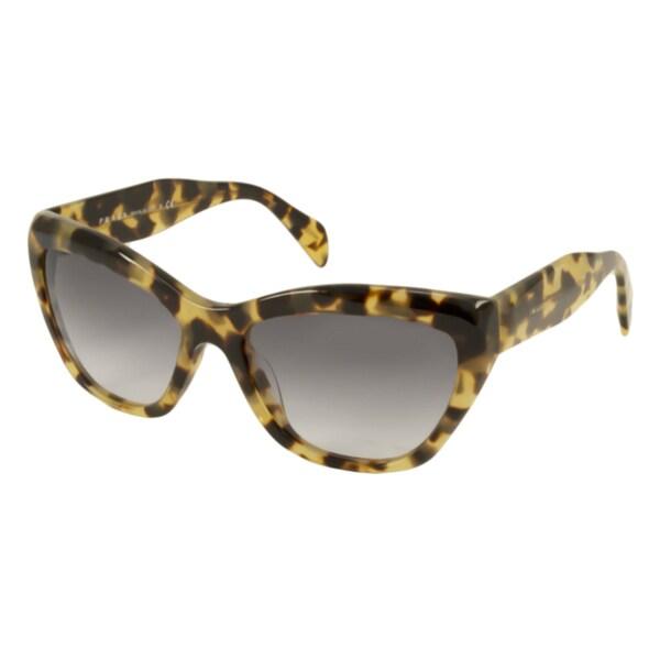 Prada PR02QSA Women's Cat-Eye Sunglasses