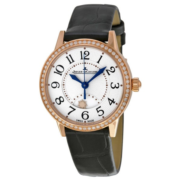 Jaeger-LeCoultre Women's Q3462521 Rendez-Vous Silver Watch