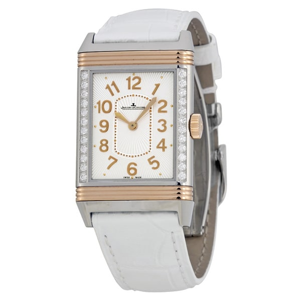 Jaeger-LeCoultre Women's Q3224420 Reverso Silver Watch
