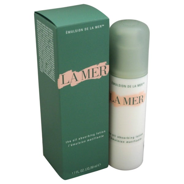 La Mer The Oil Absorbing 1.7-ounce Lotion