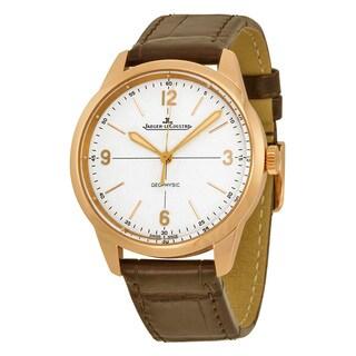 Jaeger-LeCoultre Men's Q8002520 Geophysic White Watch