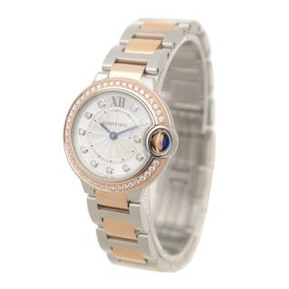 Cartier Women's WE902076 Ballon Bleu De Cartier Silver Watch