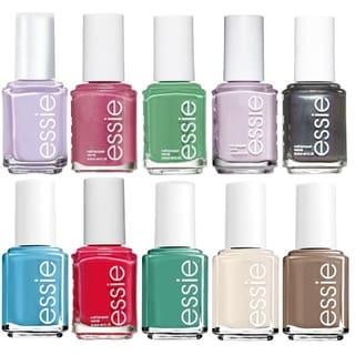 Essie 10-piece Set Nail Polish Set