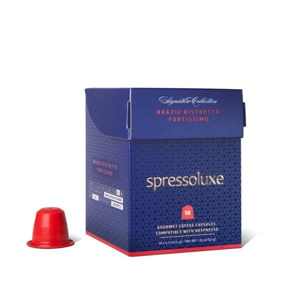 Spresso Luxe Ristretto Coffee Capsules (70 count)