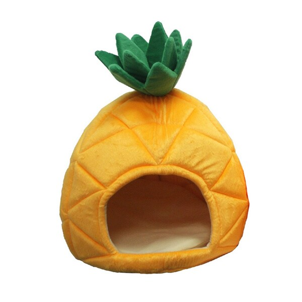 YML Pineapple Pet Cushion/Bed