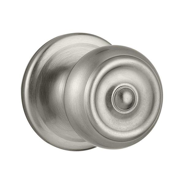 Kwikset Phoenix Satin Nickel Hall/Closet Knob
