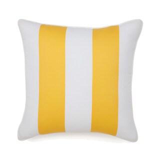 Jill Rosenwald Hampton Links Stripe Decorative Pillow