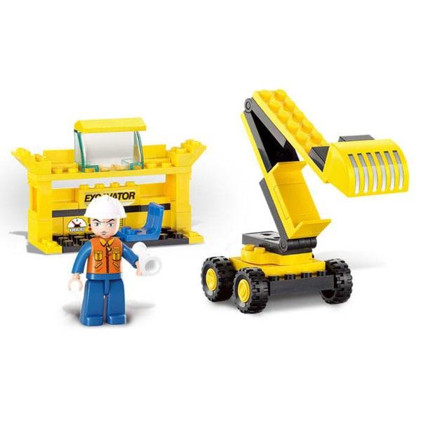 Sluban Excavator