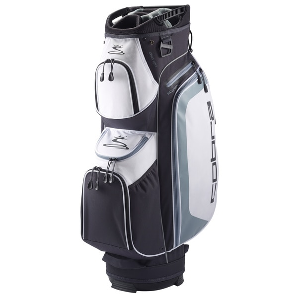 Ultralite White Cart Bag
