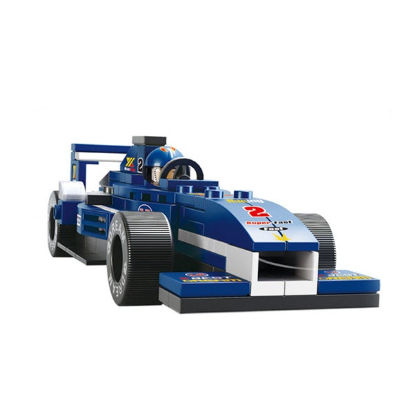 Sluban 1:32 'bull' Racing Car
