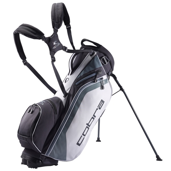 Ultralite White Stand Golf Bag