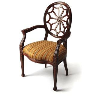 BUTLER ALLISON PLANTATION CHERRY ACCENT CHAIR