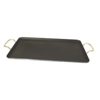 Gourmet Chef 19-inch Non-stick Griddle Pan
