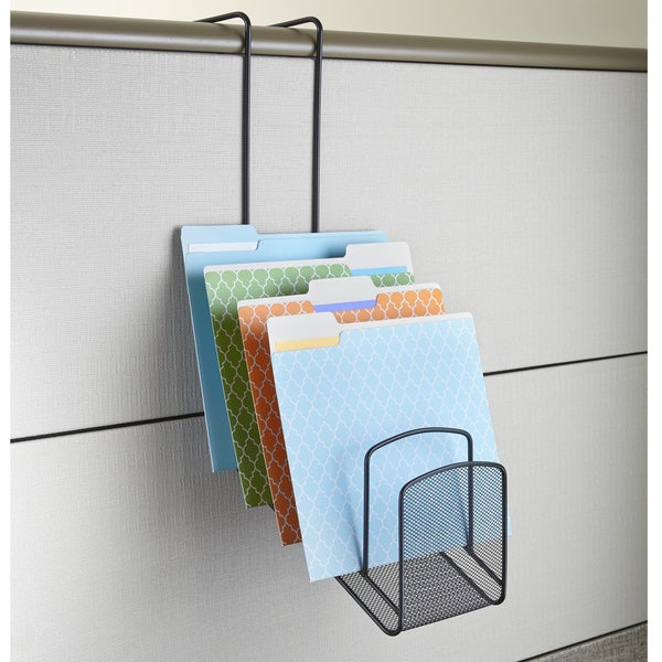 Onyx Mesh Panel 5-pocket Organizer Waterfall