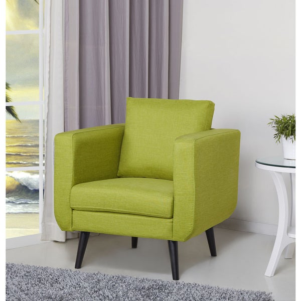 Fargo Lime Arm Chair