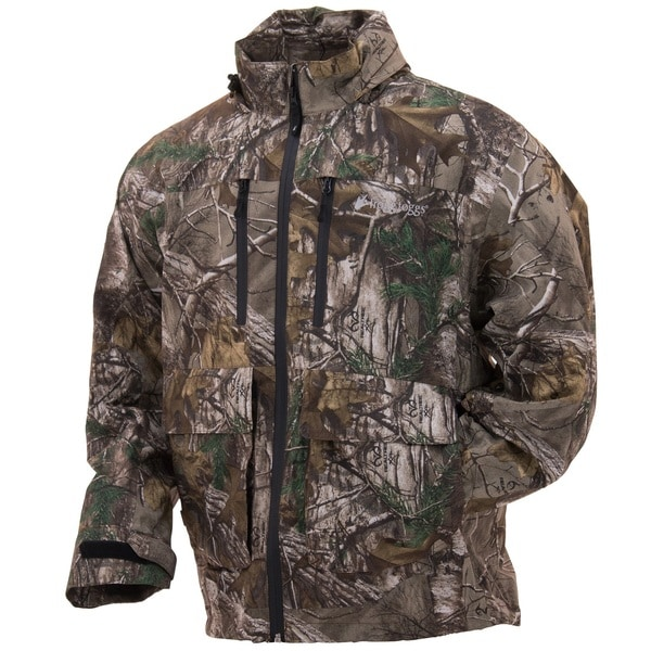 Frogg Toggs Pilot Frogg Guide Jacket Realtree Xtra