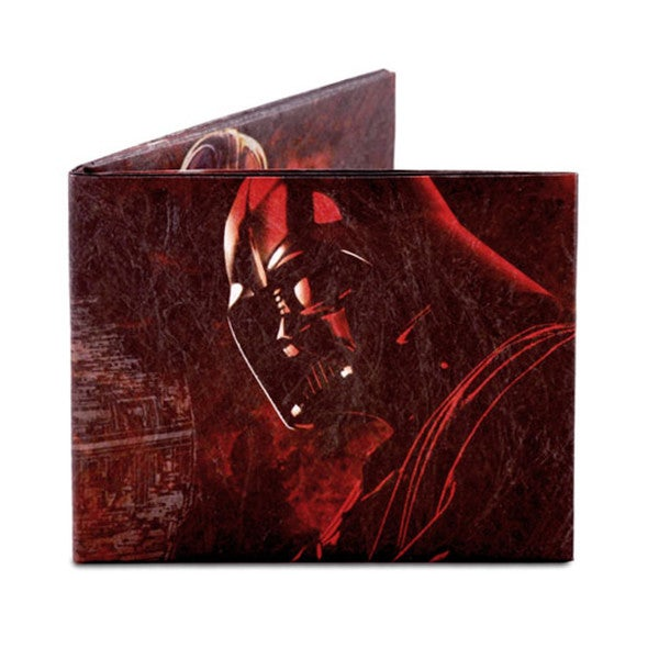 The Darth Vader Contemplating Star Wars Action Movie Mighty Wallet