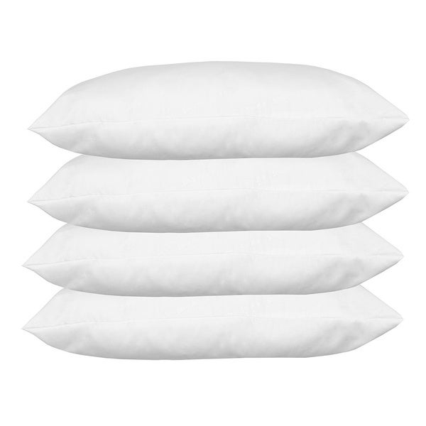 Snuggle Microfiber Hypoallergenic Pillows (Set of 2)