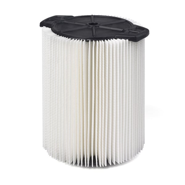 Workshop Wet Dry Vacs WS21200F Standard Cartridge 5 to 16-gallon Filter for Wet Dry Shop Vacuum