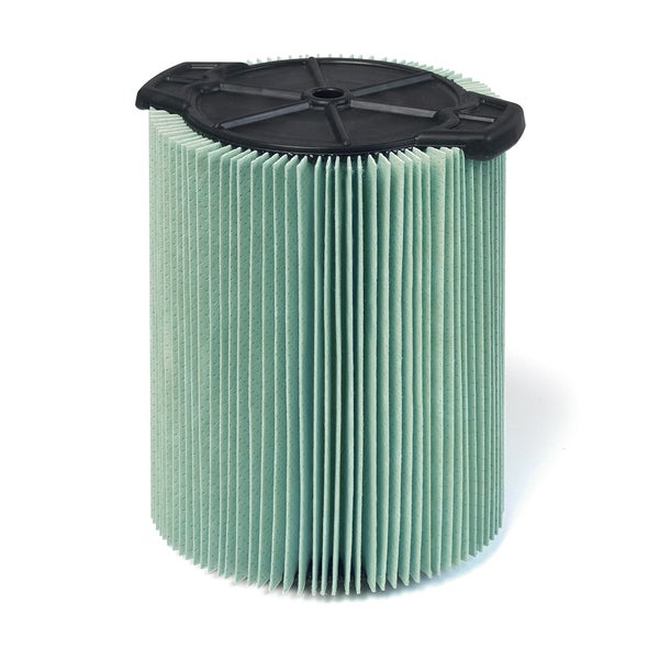 Workshop Wet Dry Vacs WS22200F2 Fine Dust Cartridge 5 to 16-gallon 2-pack Filter for Wet Dry Shop Vacuum