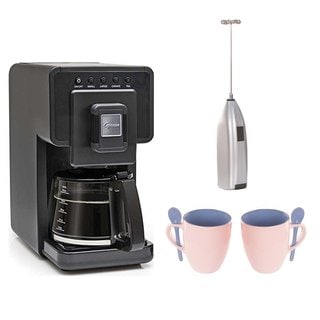 Ninja Coffee Maker With Frother : Ninja CF086 Coffee Bar Brewer w/ Milk Frother - 17561003 - Overstock.com Shopping - Great Deals ...