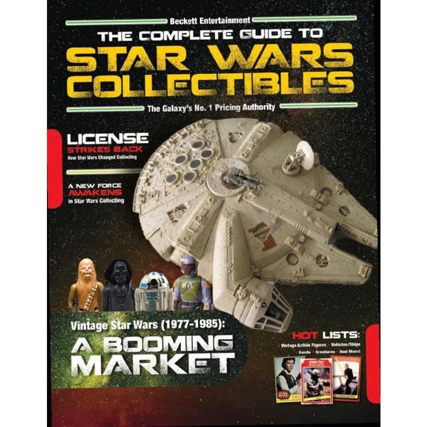 Complete Guide to Star Wars Collectibles Special Edition pricing vintage figures cards toys 16793158