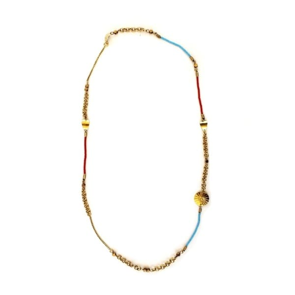 Brass Thika Necklace (Kenya)