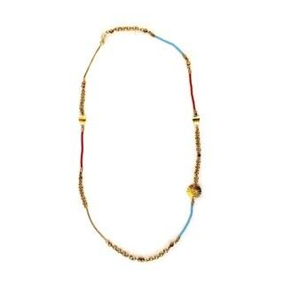 Brass Thika Necklace (Kenya)