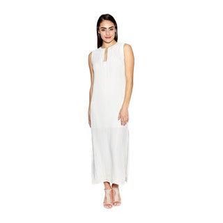 Cynthia Vincent Women's Shift Jalaba Maxi Dress